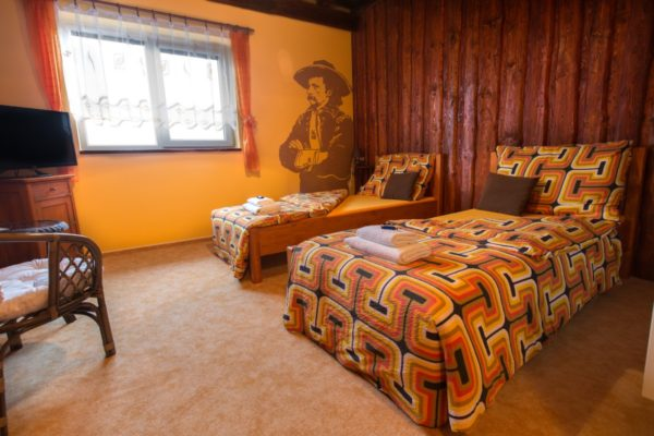 Ubytování Countrysteak Lanškroun